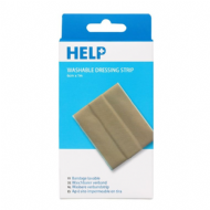 HELP Washable Dressing Strip - 1m x 6cm